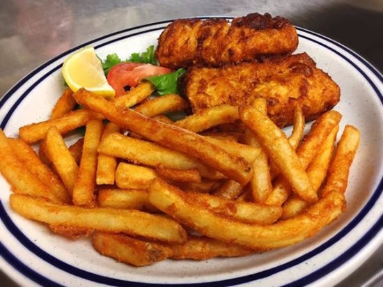 Cadillac, MI: Famous Fish n' Chips