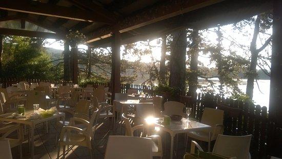 Montorfano, إيطاليا: Terrazza bar