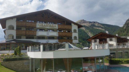 Granvara Relais & Spa Hotel: Ansicht Front des Hotels
