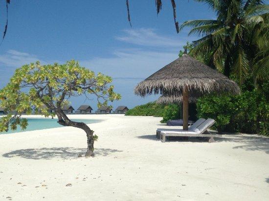COMO Cocoa Island: Il nostro angolino preferito