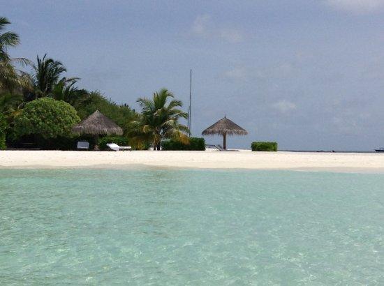 Cocoa Island by COMO: Private island!