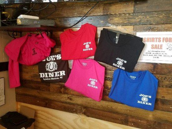 Lyndon Station, WI: Shirts