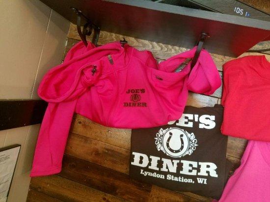 Lyndon Station, WI: Shirts and coat