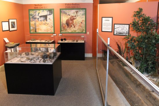 South Boston, VA: Native American Exhibit featuring the Abbyville Collection
