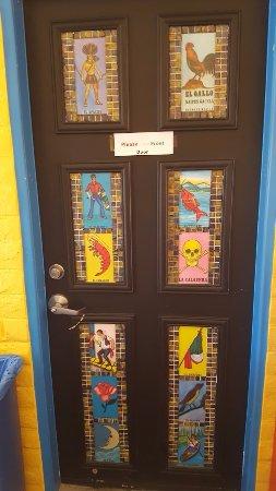 El Cajon, CA: Door Decorations