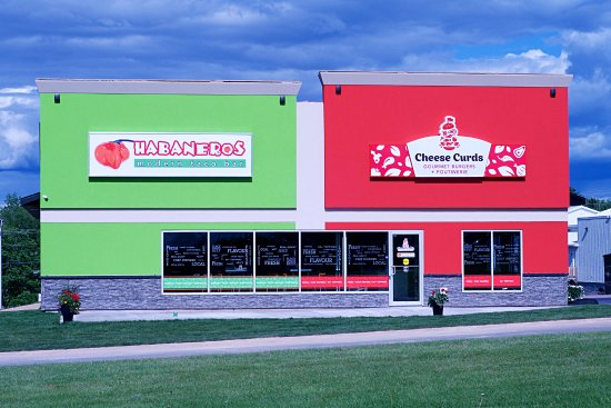 Oromocto, Canadá: Store front