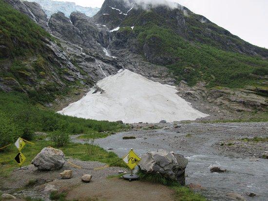 Fjaerland, Noruega: Glacier