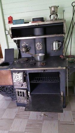Pincher Creek, Kanada: Modern cooker.