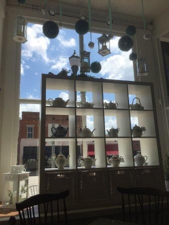 Winnsboro, Νότια Καρολίνα: Beautiful tea house
