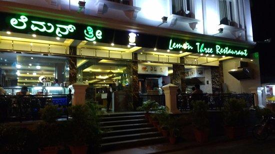 National Residency: popular restaurant under this hotel