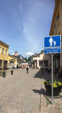 Porvoo Old Town: Beginning of the old town