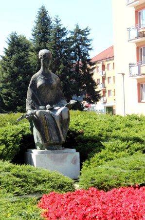 Statue of Zivena