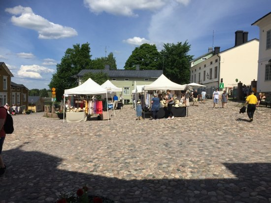 Porvoo Old Town: Old town