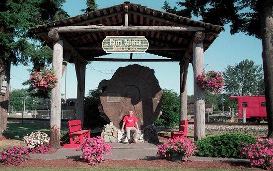 Sedro Woolley, WA: USA Sedro Wolley Harry Osborn Memorial Park