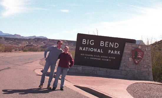 Alpine, TX: USA Texas Big Bend National Park