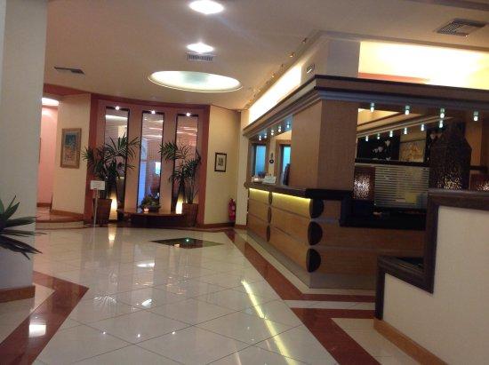 Centrotel Hotel: Foyer