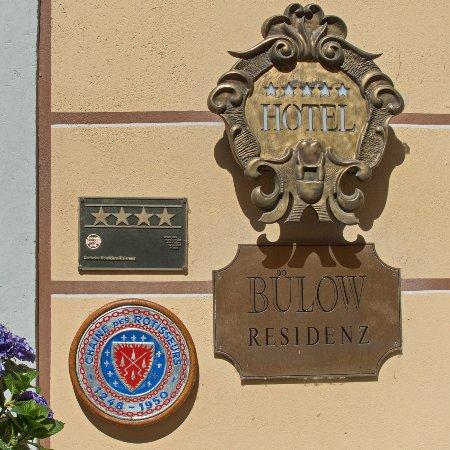 Foto de Romantik Hotel Bulow Residenz