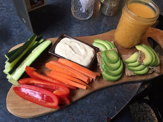 Kofinn: great veggies