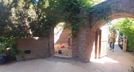 Sand Box Picture Of Abq Biopark Botanic Garden Albuquerque Tripadvisor