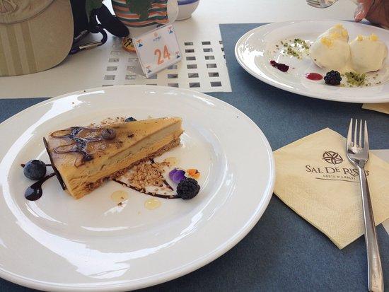 Tramonti, إيطاليا: Torta al caffè