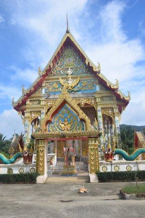 Takua Thung District, Thaïlande : Территория храма