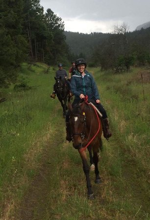 The Broken Rail Ranch Trail Rides