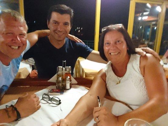 Gerani, Griechenland: Bacardi time nick