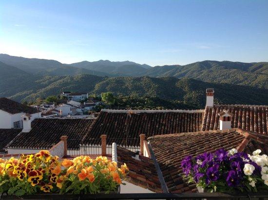 Cartajima, Espagne : View from room 3