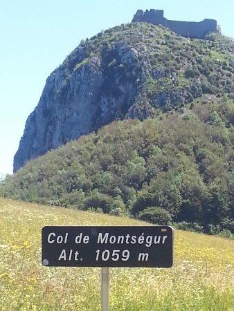 Montsegur Foto