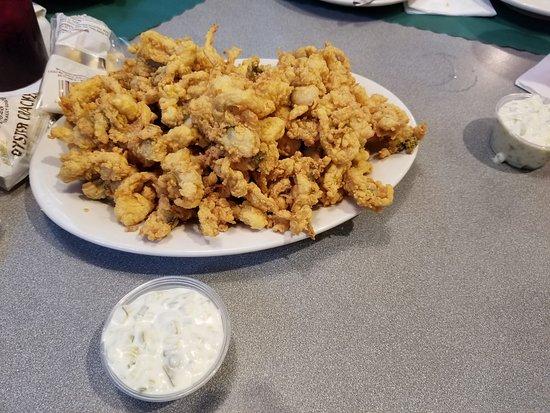 Newburyport, MA: Fried Clams