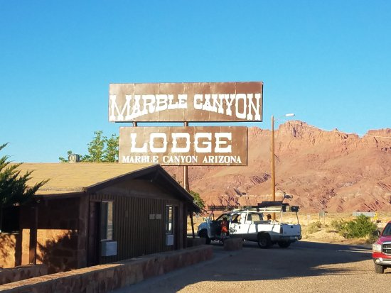 Marble Canyon Lodge照片