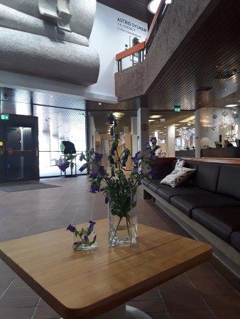 Hotel Hanasaari : Hall