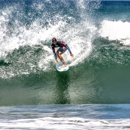 Playa Grande, Costa Rica: 150mt from Coata Rica best waves!