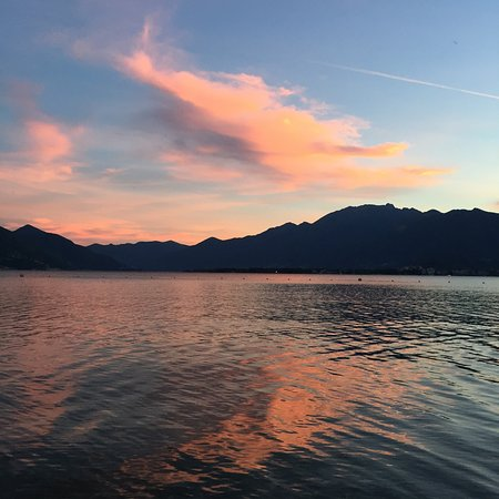 Tenero, Suiza: Panorama extraordinaire