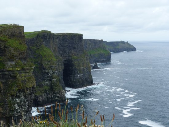 Greystones, Irland: The Cliffs of Moher