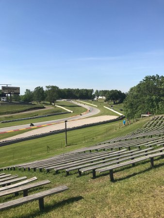 Elkhart Lake, WI: Turns 6 & 7, 5 and 14