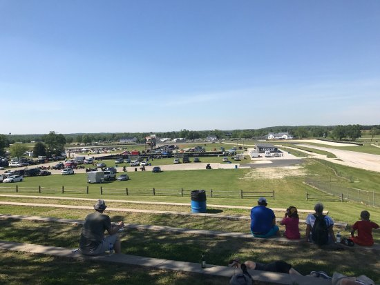 Road America: Turns 6 & 7, 5 and 14
