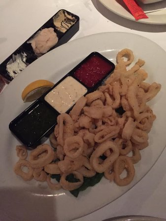 Rockville Centre, NY: Calamari