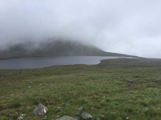 Ben Nevis: Halfway Loch (not actually halfway though!)