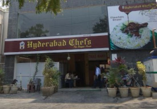 Hyderabad chefs the biryani house hi tech city for Table 99 hyderabad telangana
