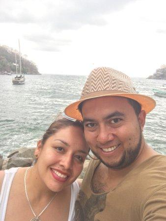 Boca de Tomatlan, Messico: Tranquilo, agradable y delicioso todo!