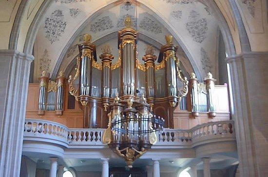 Place St-Francois: Grandes orgues baroques