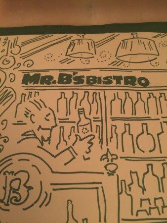 Mr. B's Bistro照片