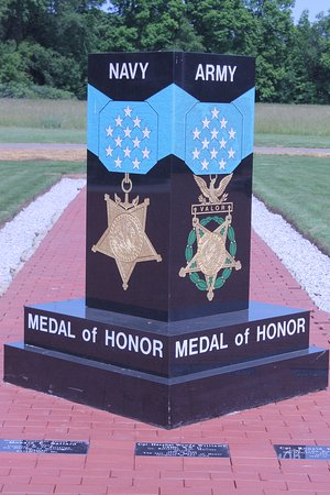 Clinton, OH: Medal of Honor Marker