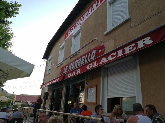 Morestel, France: Le Norbello