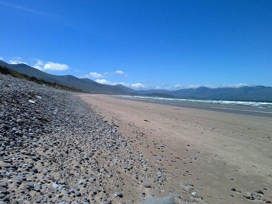 Castlegregory, Ireland: Brandon Bay, longest beach in Ireland