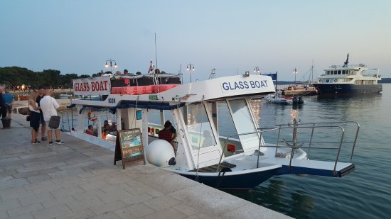 Glass Boat Igor Fazana