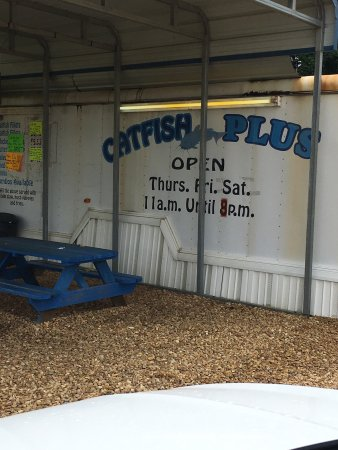 Catfish Plus, Prentiss, Mississippi - great seafood!!