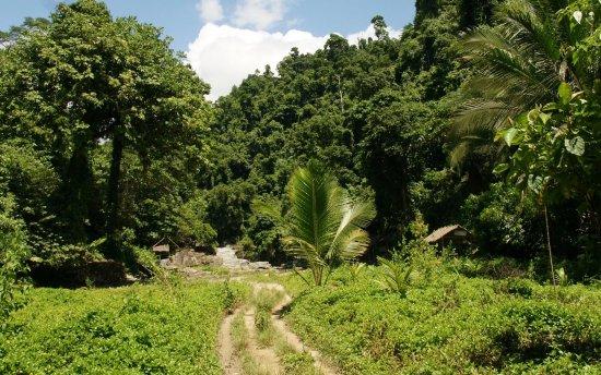Luperon, República Dominicana: Road