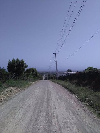 Luperon, Dominican Republic: Road